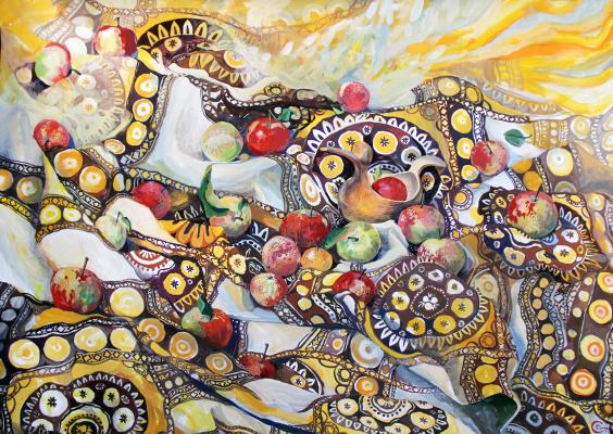 Свет Сухова. Яблочные волны