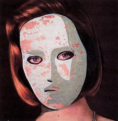 Люк Туйманс. Женщина в маске