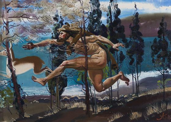 Александр Сергеевич Кривонос. Hunting