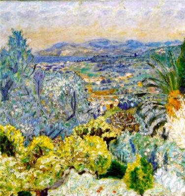 Pierre Bonnard. Cote d'azur