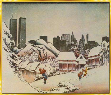 Майкл Книген. Рождественская открытка