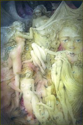 Daniel merriam. Forbidden touch