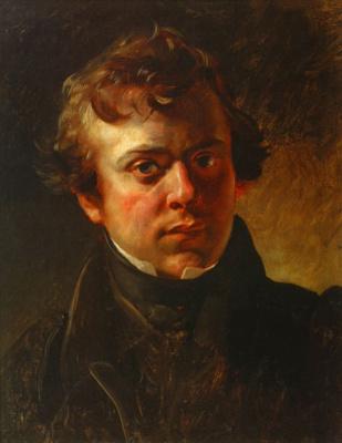 Karl Pavlovich Bryullov. Portrait Of A. M. Gornostaev