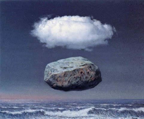 René Magritte. Pure ideas