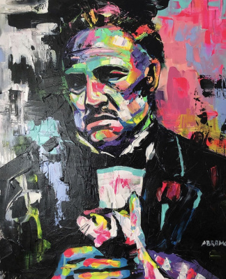 Eugene Abramova. Godfather