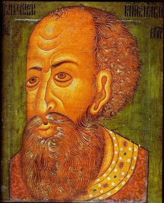 Icon Painting. Ivan The Terrible