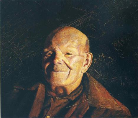 Джейми Уайет. Портрет