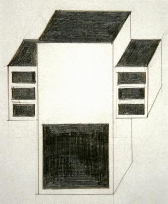 Nikolai Mikhailovich Suetin. Furniture design
