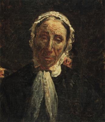 Nikolai Nikolaevich Ge. Portrait Of M. P. Light