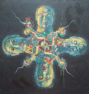 Вячеслав Коренев. Metastasis of the disease or the face of Satan