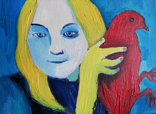 Olga Grig. Happiness