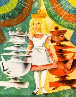 Leonard Weissgard. Alice