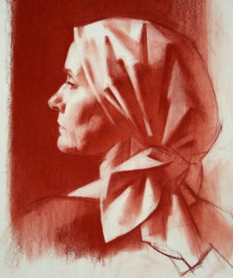 Екатерина Ивановна Киселева. Женский портрет