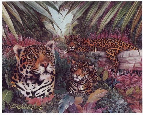 Джун Харт. Семья ягуаров