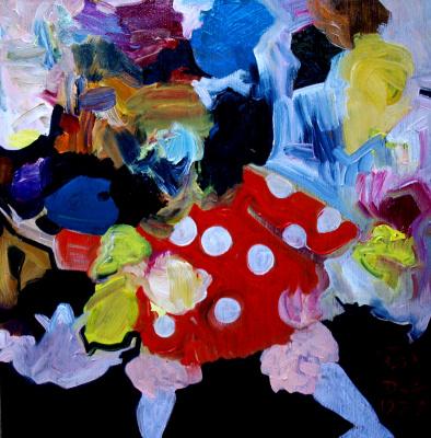 Alexander Ocher Kandinsky-DAE. German circus