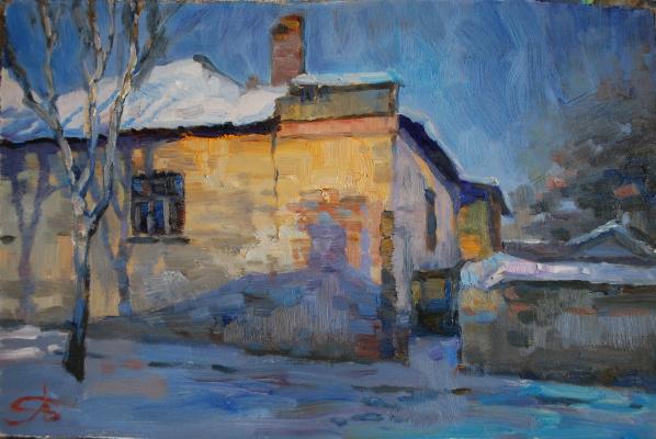 Александр Симаченко. Тень воспоминаний