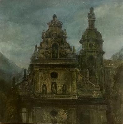 Руслан Владимирович Носов. Доминиканский монастырь