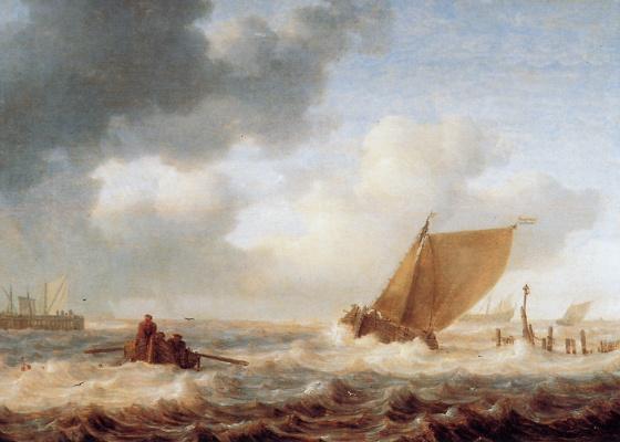 Юлиус Поркеллис. Изменчивость погоды