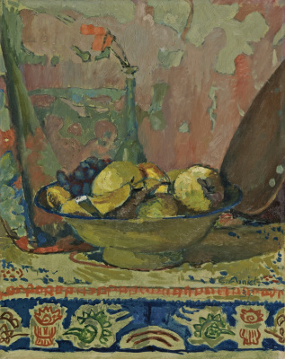 Куно Амье. Натюрморт с фруктами