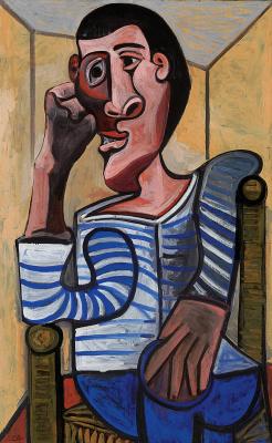 Pablo Picasso. Le Marin
