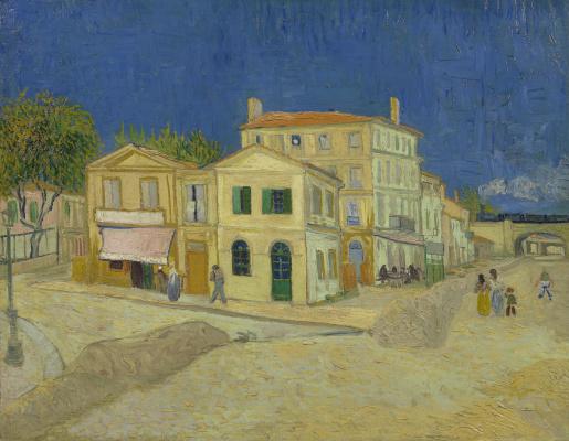 Винсент Ван Гог. Жёлтый дом