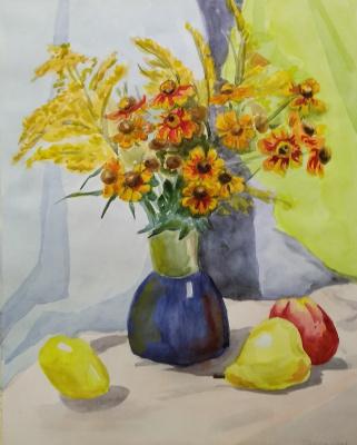 Olga Pavlovna Georgieva. Wildflowers