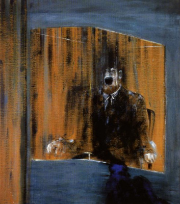 Francis Bacon. Studyfor a portrait