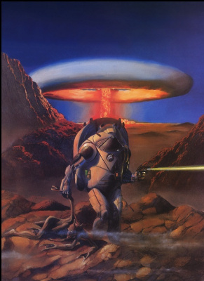 Томас Кидд. Взрыв