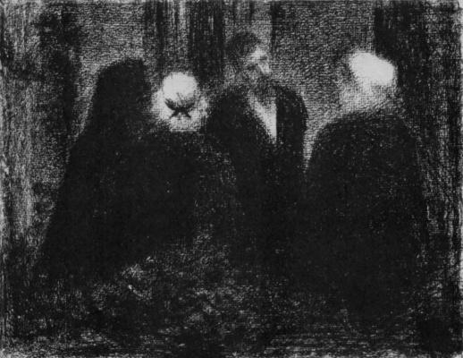 Georges Seurat. Condolences