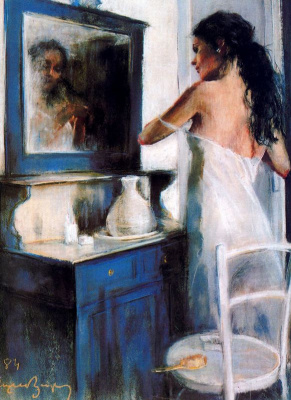 Каэтано де Аркер Буигас. Отражение в зеркале