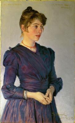 Peder Severin Kreyer. Marie Krøyer