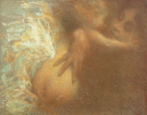 Lucien Levi-Durme. Motherhood.