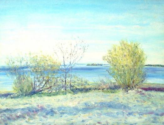 Александр Пыльнев. Весна