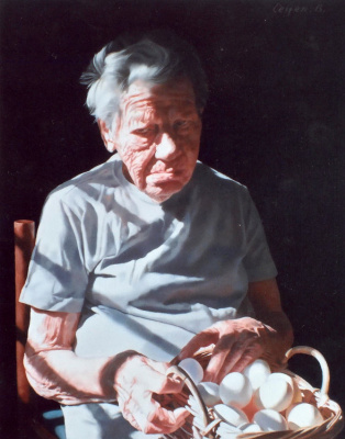 Boris Borisovich Leifer. Old age