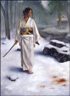 Джей Эпперсон. Снег