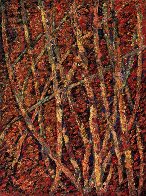 Marsden Hartley. Branches