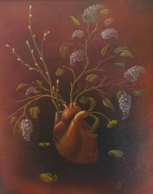 Alik Khazgaleev. Spring in the heart