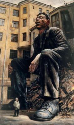 Vasily Vladimirovich Shulzhenko. Sleeping