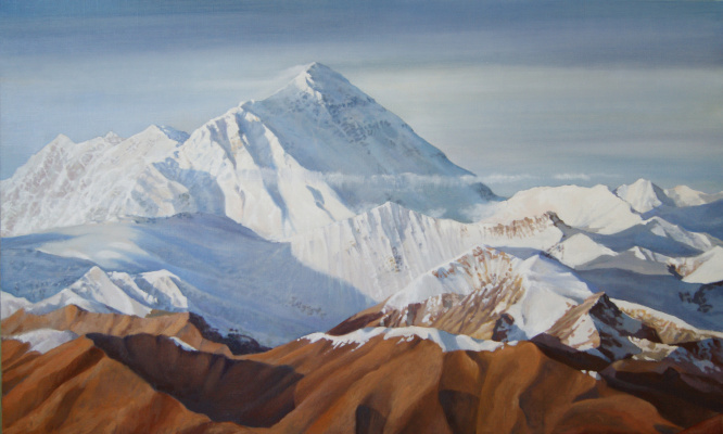 Alan Albegov. Everest