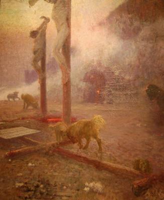 Ilya Efimovich Repin. Calvary
