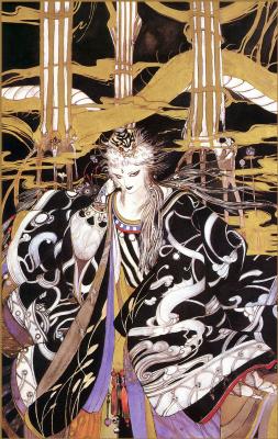 Yoshitaka Amano. Plot 49
