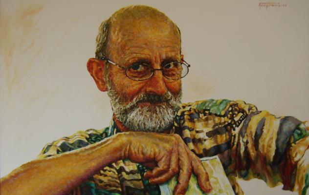 David Shikovich Brodsky. My Swiss friend Werner
