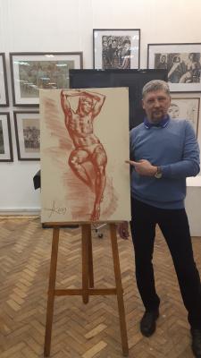 Александр Сергеевич Кривонос. Master Class. Graphics.