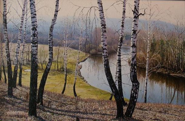 Михаил Беседин. Река Белая.