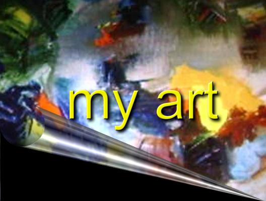 Вячеслав Павлович Комисаров. My art