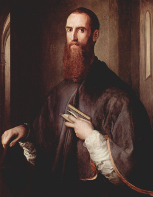 Jacopo Pontormo. Portrait of Niccolo Ardingelli