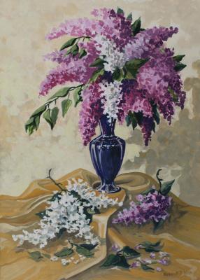 Ivan Vasilyevich Kovacs. Lilac