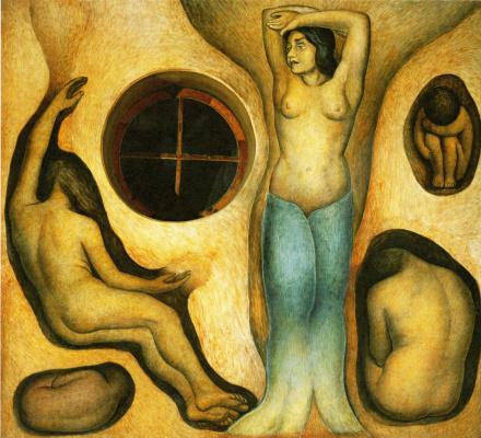 Diego Maria Rivera. Inspiration