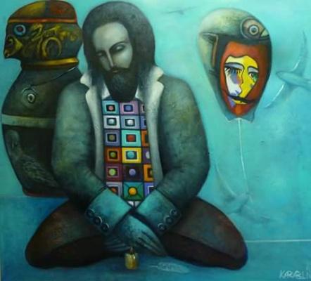 Andrey Karablin. Requiem for the Ego.