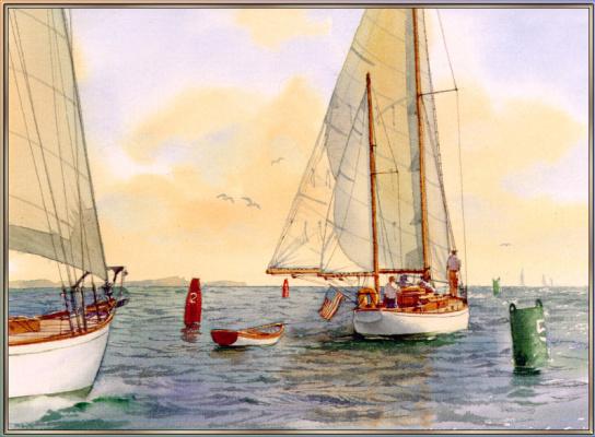 Дон Демерс. Искусство моря